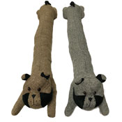 Dog Draught Excluder Cushion