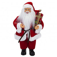 Standing Santa Decoration