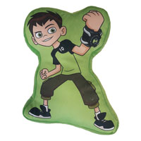 Official Ben 10 Shaped Cushion