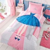 Princess Panel Duvet Set