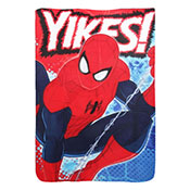 Official Spiderman Fleece Blanket