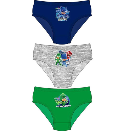 Boys PJ Masks Briefs Assorted