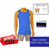 Mens Interlock Coloured Vests 5 Star