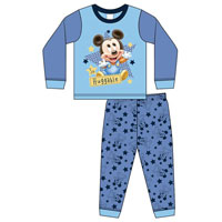 Baby Boys Official Mickey Mouse Pyjamas