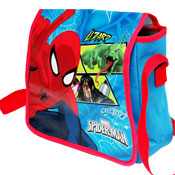Spiderman Messenger Bag - Book Bag