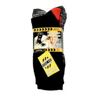 Mens Self Heating Functional Work Socks