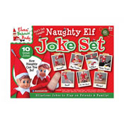 Elf Deluxe Naughty Joke Set 10pc