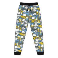 Mens Official Simpsons Lounge Pants