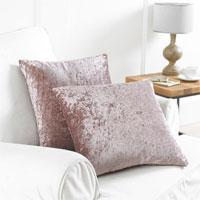 2 Blush Bliss Cushion Covers