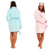 Ladies Nightwear Dressing Gown