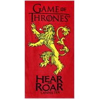 Official Game Of Thrones Beach Towel