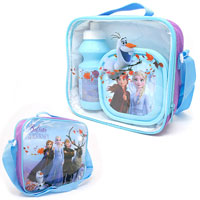Official Frozen 2 Lunch Bag Set 3 Piece