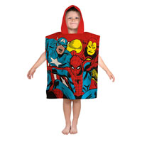 Official Marvel Comics Justice Poncho