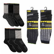 Mens Hardwearing Work Socks