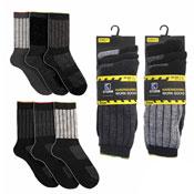 Mens Hardwearing Work Socks
