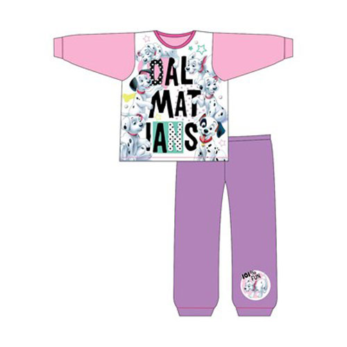 Official Girls Toddler 101 Dalmatians Pyjamas