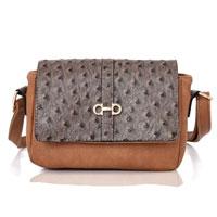 Brielle Crossbody Bag Tan