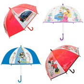 Disney Umbrellas Transparent