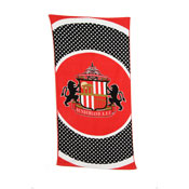 Sunderland Beach Towel Bullseye