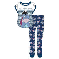 Official Ladies Eeyore Morning Pyjamas