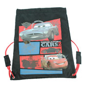 Disney Cars Trainer Bag