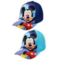 Official Mickey Mouse Baseball Cap With Mesh