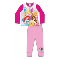 Girls Older Official Disney Princess Pyjamas