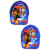 Childrens Boys Paw Patrol Baseball Cap