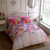 Made With Love Duvet Set Flores Multi