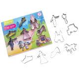 8 Piece Princess Cookie Cutter Set