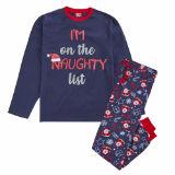 Mens Naughty List Pyjama Set