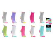 Girls Cotton Rich Socks With Elastane
