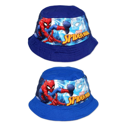 Childrens Spiderman Bush Hats