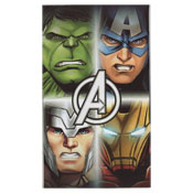 Official Marvel Avengers Beach Towel