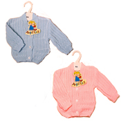 Angel Kids Baby Cardigan Plain