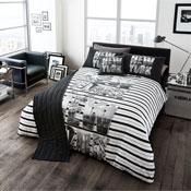 Bed in a Bag Set Stripe City