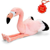 25CM Flamingo Soft Toy