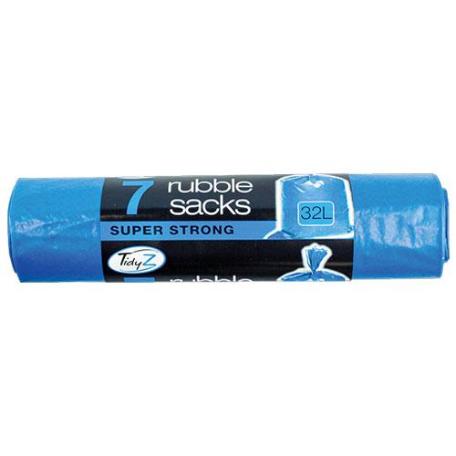 Super Strong Rubble Sacks 7 Pack