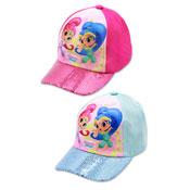 Official Childrens Shimmer & Shine Baseball Cap