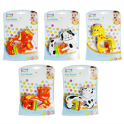 First Steps Animal Fun Rattle