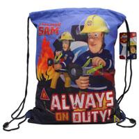 Official Fireman Sam Shoe Sports And Swim Bag
