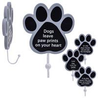 Dog Paw Lead Holder I Woof You