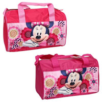 Childrens Official Minni Mouse Sports Bag
