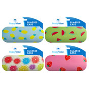 Fruit Design Glasses Case