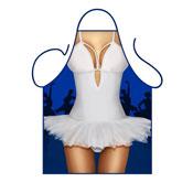 Novelty Apron Ballet Dancer