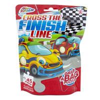 45 Piece Racing Puzzle In Foil Bag