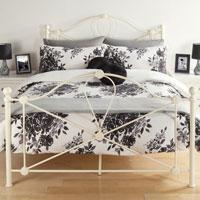 Florence Black-White Duvet Set
