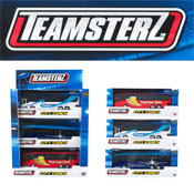 Teamsterz City Coach Toy