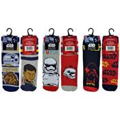 Boys Star Wars Character Socks