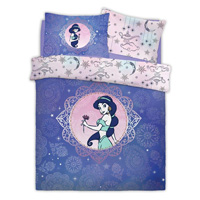 Official Aladdin Pretty As Paisely Reversible Duvet Set